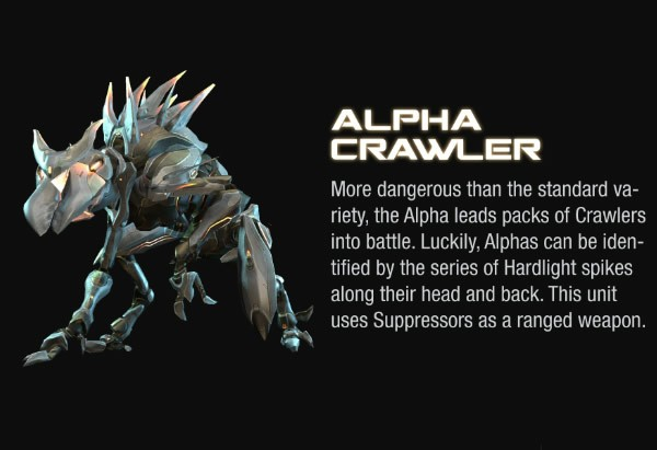 Halo 4 Alpha Crawler