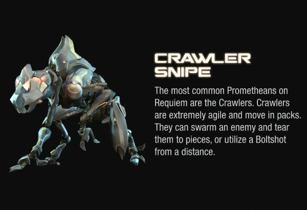 Halo 4 Crawler Snipe