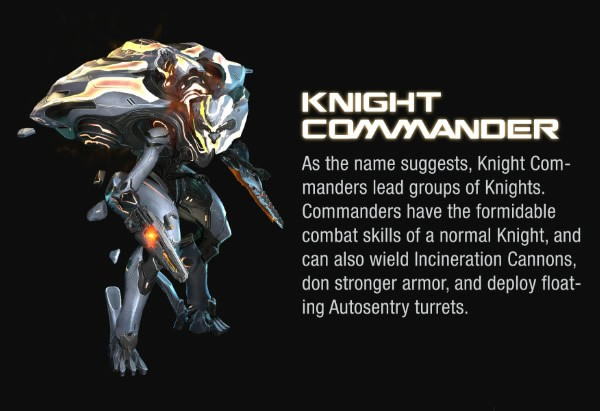 Halo 4 Knight Commander