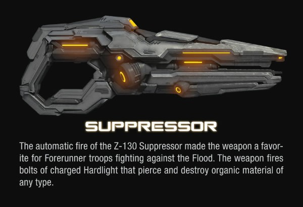 Halo 4 Suppressor