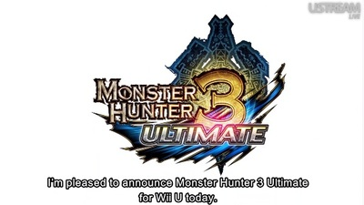Monster Hunter Tri Screenshot - 1119559
