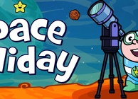 Space Holiday Image