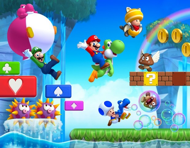 New Super Mario Bros. U Screenshot - NSMB U