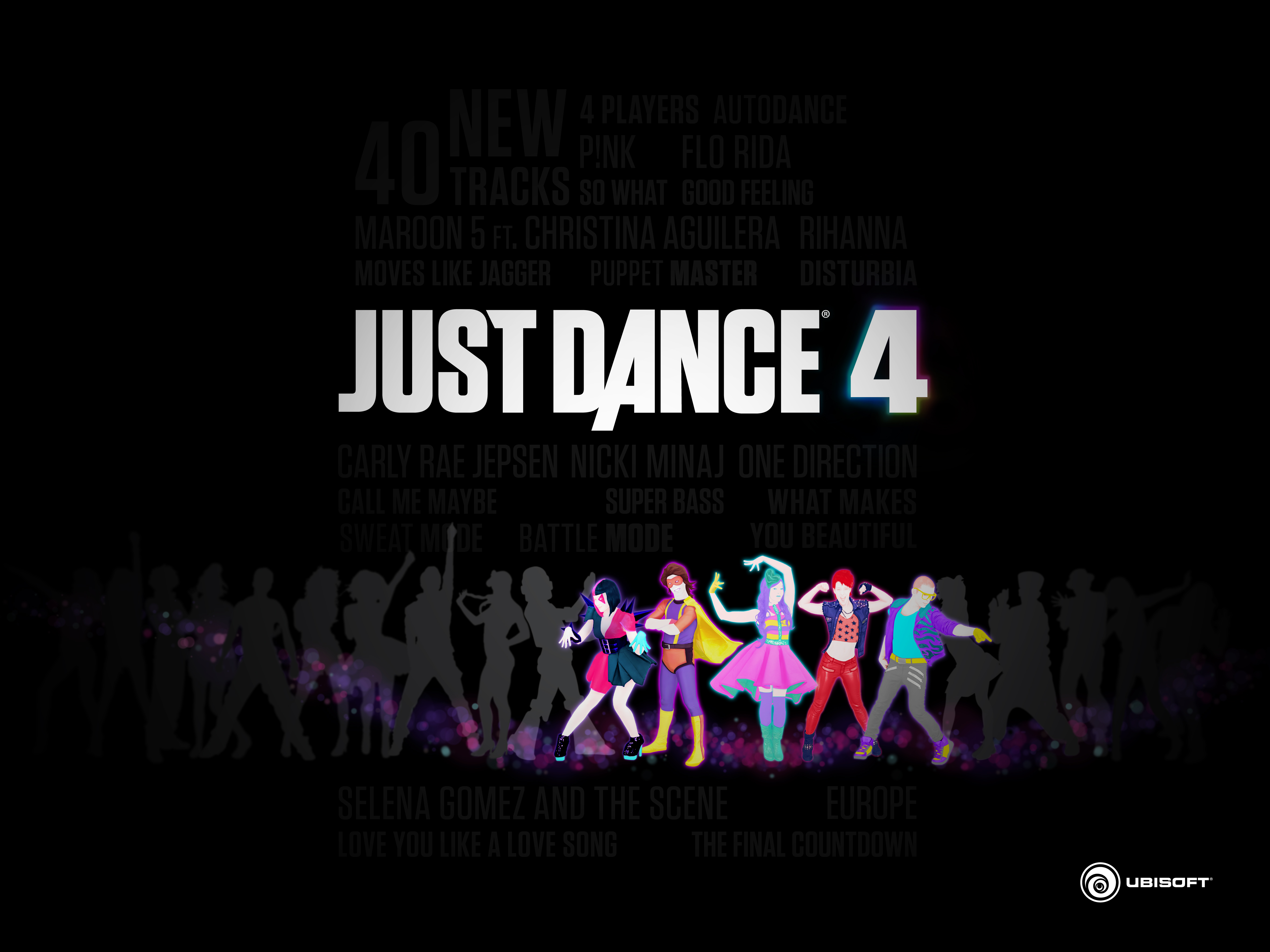 review just dance 4 is a fun but familiar two step