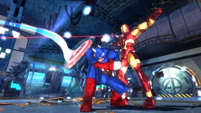Marvel Avengers: Battle for Earth Screenshot - 1120039