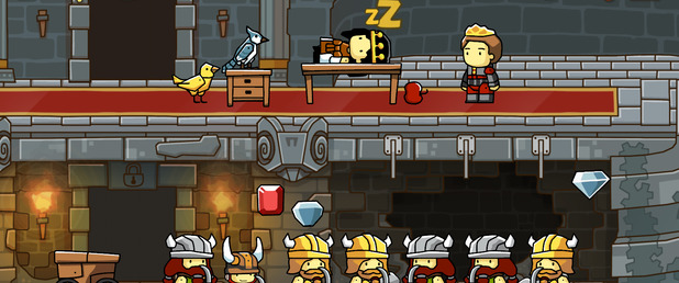 Scribblenauts Unlimited - Feature