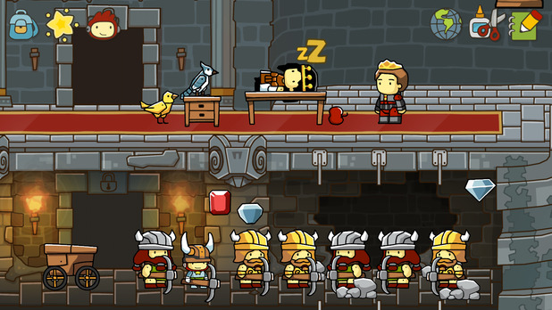 Scribblenauts Unlimited Screenshot - 1120043