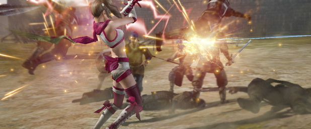 Warriors Orochi 3 Hyper - Feature