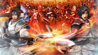 Warriors Orochi 3 Hyper Artwork - 1120082