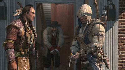 Assassin's Creed III Screenshot - AC III