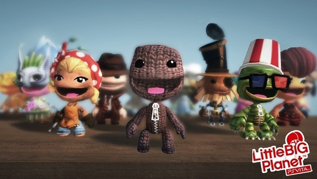 LittleBigPlanet (Vita) Screenshot - 1120207