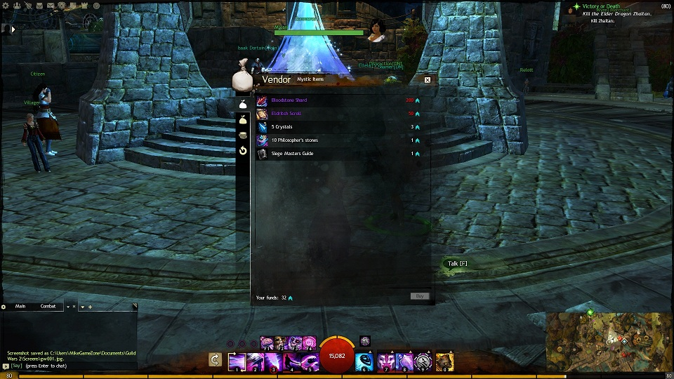 Guild Wars 2 Mystic Forge crafting guide: basics