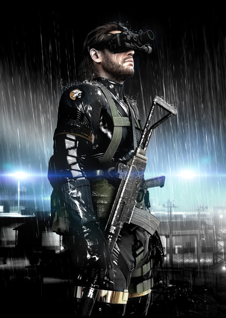 Metal Gear Solid V: Ground Zeroes Artwork - 1120247