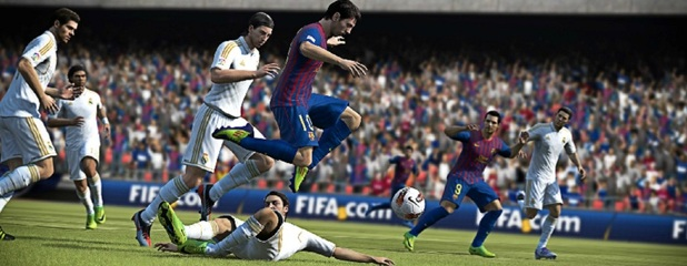 FIFA 13 Screenshot - 1120342