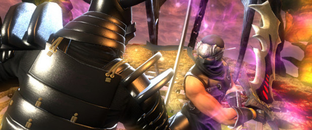 Ninja Gaiden Sigma Plus (Vita) - Feature