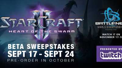 StarCraft II: Heart of the Swarm Screenshot - 1120403