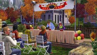 The Sims 3 Seasons Screenshot - 1120437