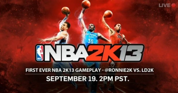 NBA 2K13 Screenshot - 1120484