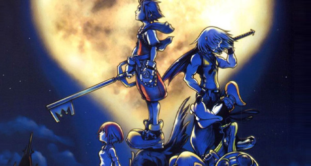 Kingdom Hearts Screenshot - Kingdom Hearts