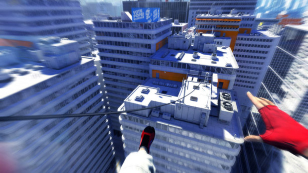Mirror's Edge Screenshot - Mirror's Edge
