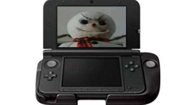 Nintendo 3DS XL Screenshot - 1120633