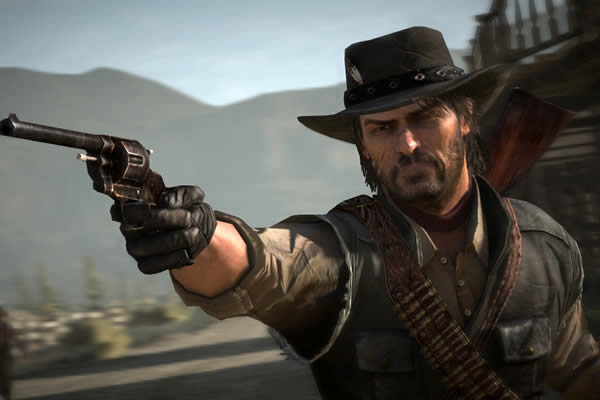 john marston red dead redemption