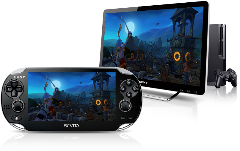 how to play psvita on pc