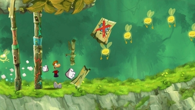 Rayman Jungle Run Screenshot - 1120899