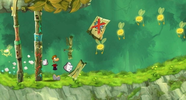 Rayman Jungle Run Screenshot - 1120900
