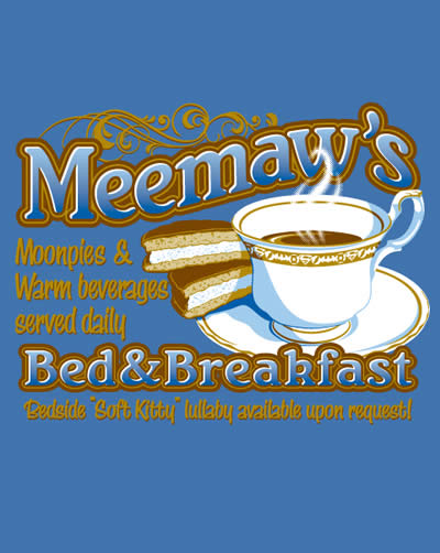 meemaw's b&amp;b shirtpunch.com