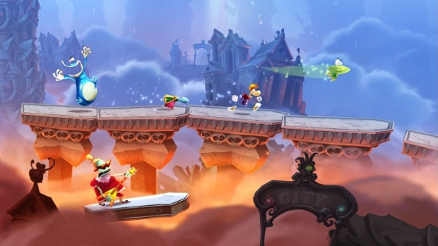 Rayman Legends - Wii U - 1