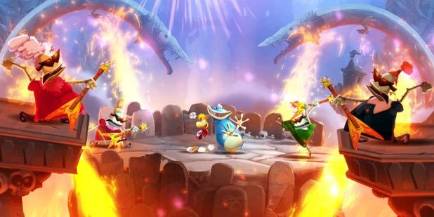 Rayman Legends Image