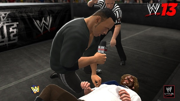WWE '13 Screenshot - 1121011