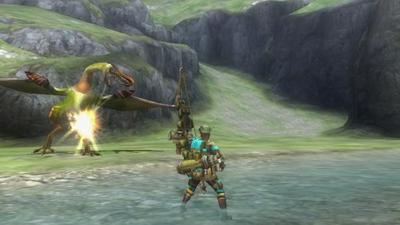 Monster Hunter 3 Ultimate Screenshot - 1121049
