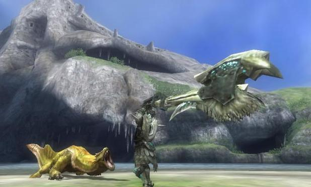 Monster Hunter 3 Ultimate Screenshot - 1121051