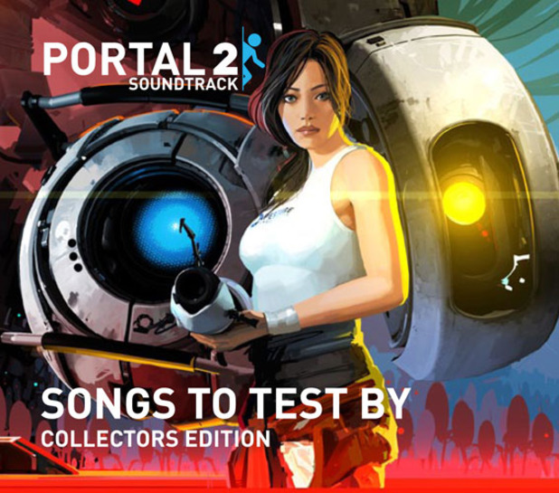 Portal 2: Songs to Test By (Collection&#x27;s Edition)