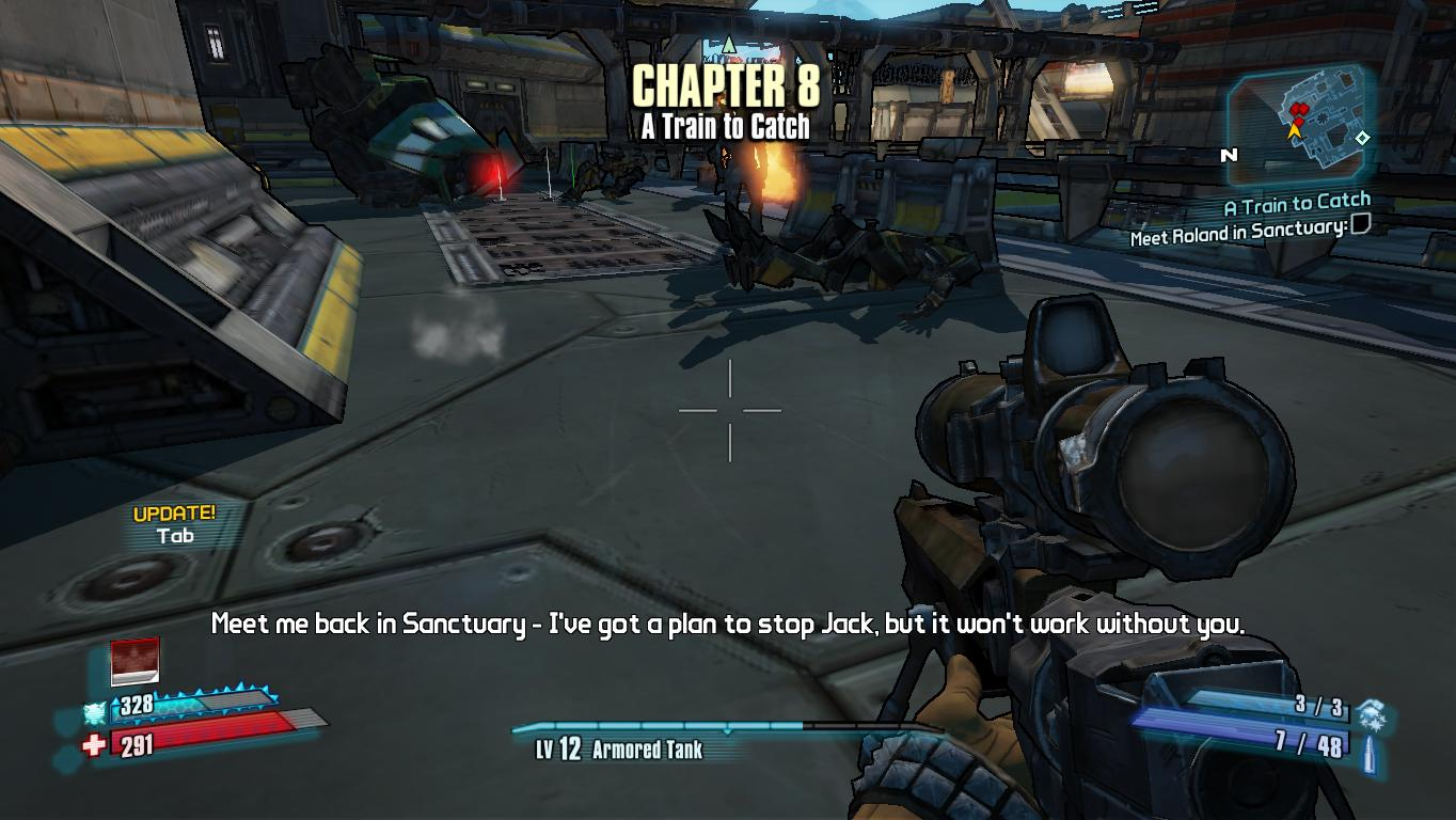 Borderlands 2 complete walkthrough Borderlands 2 Walkthrough
