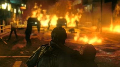 Resident Evil 6 Screenshot - 1121179
