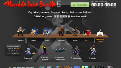 TORCHLIGHT Screenshot - Humble Indie Bundle 6