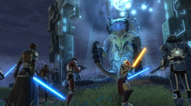 Star Wars: The Old Republic Screenshot - 1121259