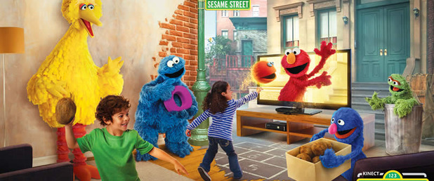 Kinect Sesame Street TV - Feature