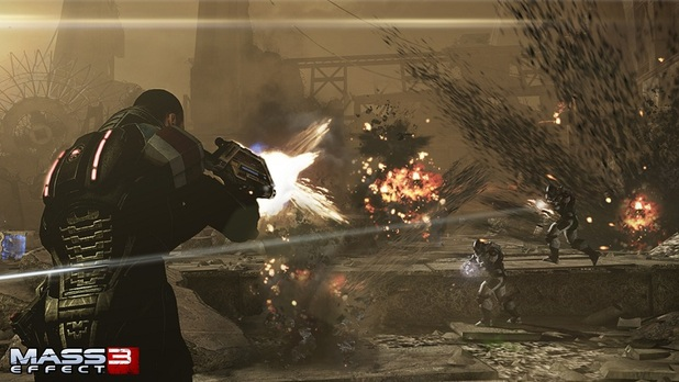 Mass Effect 3 Screenshot - 1121307