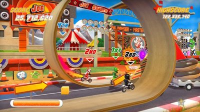Joe Danger 2: The Movie Screenshot - 1121313