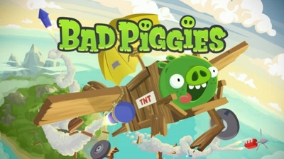 Bad Piggies Screenshot - 1121330