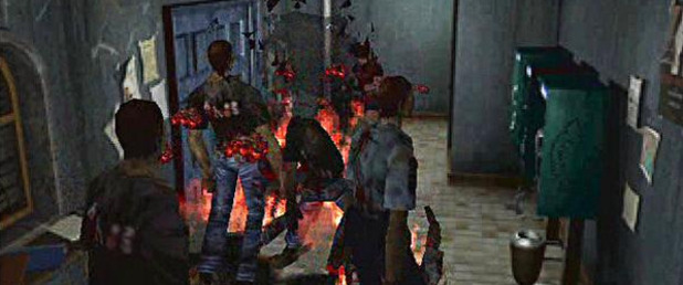 Resident Evil 2 - GC - Feature