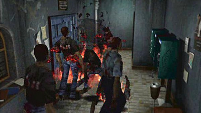 Resident Evil 2 - GC Screenshot - RE 2