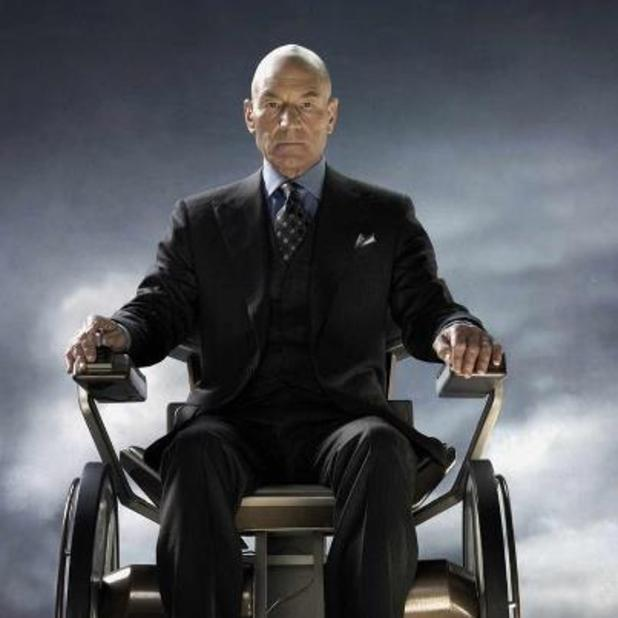 X-Men: Days of Future Past (2014) Screenshot - Patrick Stewart X-Men