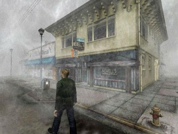 Silent Hill Screenshot - Silent Hill
