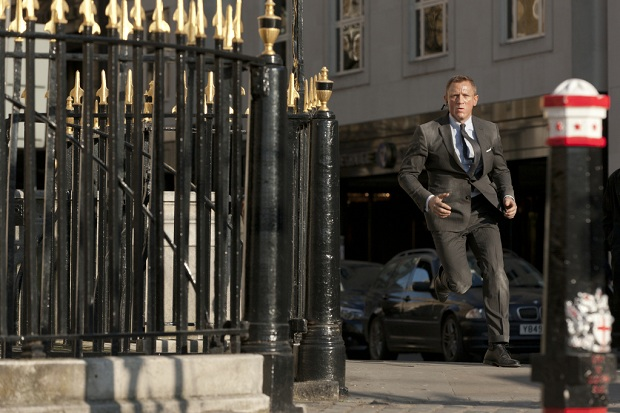 skyfall london