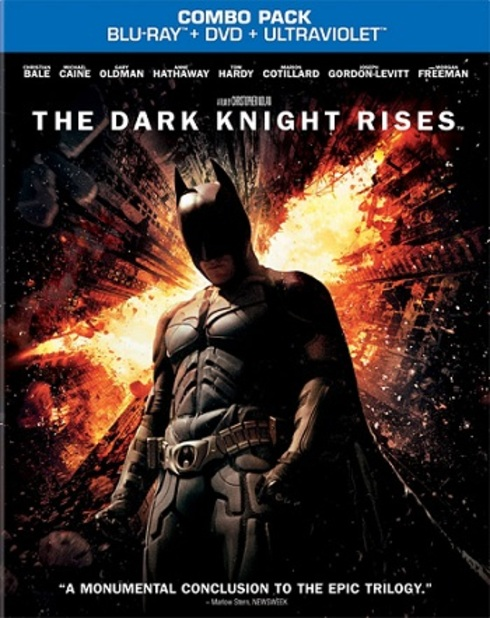 The Dark Knight Rises (2012) Screenshot - the dark knight rises blu-ray